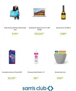 Ofertas de Hiper-Supermercados en el catálogo de Sam's Club ( 2 días publicado )