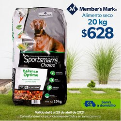 Ofertas de Hiper-Supermercados en el catálogo de Sam's Club en Guadalupe (Nuevo León) ( Publicado ayer )