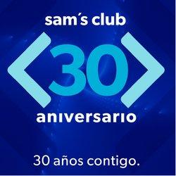 Ofertas de Sam's Club en el catálogo de Sam's Club ( 3 días más)