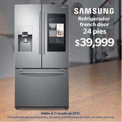 Ofertas de Samsung en el catálogo de Sam's Club ( 30 días más)