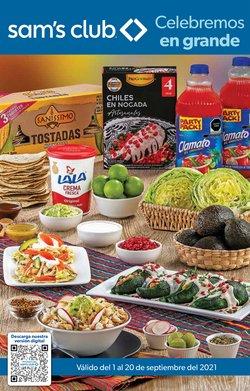 Ofertas de Hiper-Supermercados en el catálogo de Sam's Club ( 4 días más)