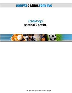 Ofertas de Sports online  en el folleto de Iztapalapa