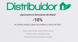 Ofertas de Econature  en el folleto de Ciudad de México
