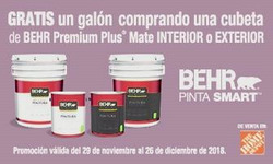 Ofertas de Behr  en el folleto de Ciudad de México
