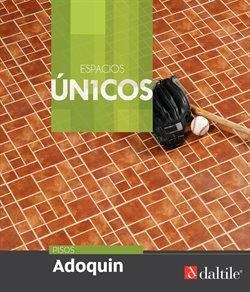 Ofertas de Ferreterías y Construcción en el catálogo de Daltile en Linares ( Más de un mes )