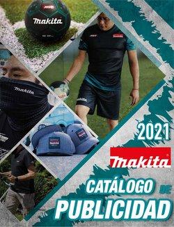 Catálogo Makita ( Más de un mes)