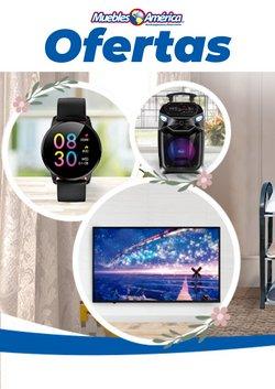 Ofertas de Samsung en el catálogo de Muebles América ( Publicado hoy)
