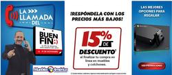 Ofertas de Muebles América  en el folleto de Guadalajara
