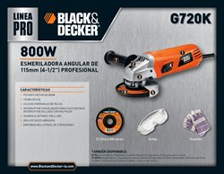 Ofertas de Black and Decker  en el folleto de Guadalajara