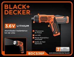Ofertas de Black and Decker en el catálogo de Black and Decker ( 22 días más)