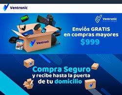 Catálogo Ventronic en Guadalajara ( 14 días más )
