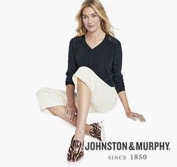 Ofertas de Johnston & Murphy en el catálogo de Johnston & Murphy ( 24 días más)