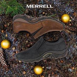 Catálogo Merrell ( Publicado ayer )