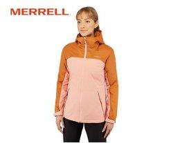 Ofertas de Merrell en el catálogo de Merrell ( Más de un mes)