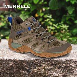 Ofertas de Merrell en el catálogo de Merrell ( Vencido)
