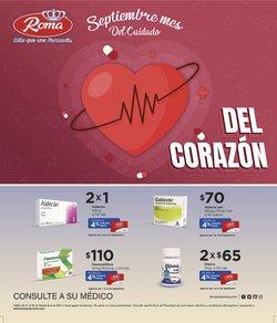 Ofertas de Farmacias Roma en el catálogo de Farmacias Roma ( 2 días más)