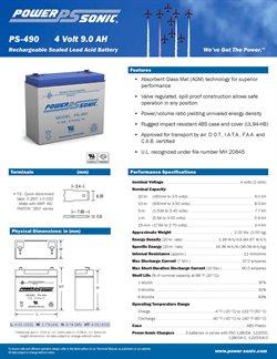 Catálogo Battery Master en Guadalajara ( Caducado )