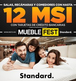 Catálogo Mueblería Standard ( 3 días publicado )