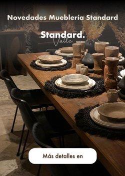 Ofertas de Mueblería Standard en el catálogo de Mueblería Standard ( Publicado ayer)