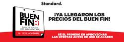 Ofertas de Mueblería Standard  en el folleto de Ciudad de México