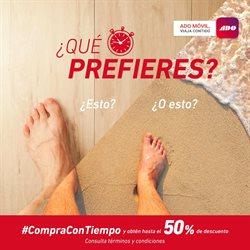 Ofertas de Viajes en el catálogo de Autobuses Ado Platinum en Tláhuac ( 3 días más )
