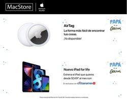 Catálogo MacStore ( Vence hoy)
