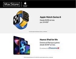 Ofertas de Apple en el catálogo de MacStore ( Vence hoy)