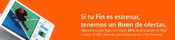 Ofertas de MacStore  en el folleto de Ciudad de México