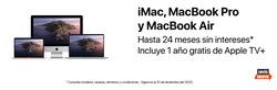 Cupón MacStore en Chihuahua ( Publicado ayer )