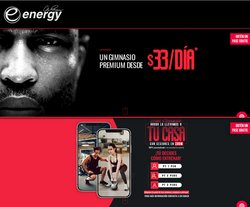 Ofertas de Energy Fitness en el catálogo de Energy Fitness ( Vencido)