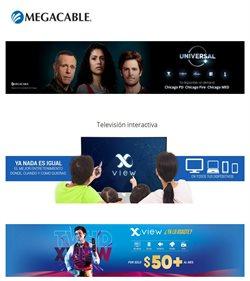 Ofertas de Electrónica y Tecnología en el catálogo de Megacable en Agua Prieta ( 7 días más )