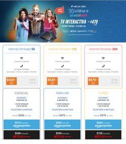 Ofertas de Megacable en el catálogo de Megacable ( Vencido)