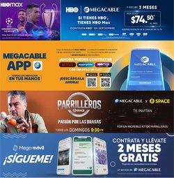 Catálogo Megacable ( Vence mañana)
