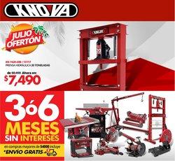 Ofertas de Ferreterías y Construcción en el catálogo de Knova ( Vence hoy)