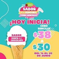 Ofertas de Restaurantes en el catálogo de Helados Sultana ( Vence mañana)