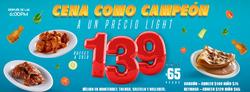 Ofertas de Sirloin Stockade  en el folleto de Monterrey