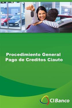Ofertas de Bancos y Servicios en el catálogo de CI Banco en Ciudad Apodaca ( Más de un mes )