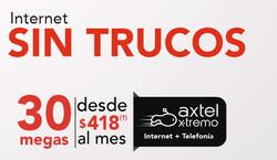 Ofertas de Axtel  en el folleto de Monterrey