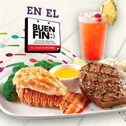 Ofertas de Red Lobster  en el folleto de Zapopan