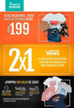 Ofertas de Ropa, Zapatos y Accesorios en el catálogo de Promoda en Guadalupe (Nuevo León) ( Vence mañana )