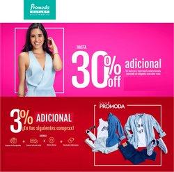 Ofertas de Promoda en el catálogo de Promoda ( Vence hoy)