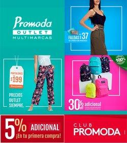 Ofertas de Ropa, Zapatos y Accesorios en el catálogo de Promoda ( 4 días más)