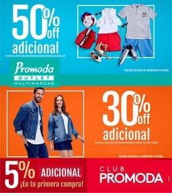 Ofertas de Ropa, Zapatos y Accesorios en el catálogo de Promoda ( Vence mañana)