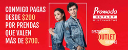 Cupón Promoda en Guadalajara ( 2 días publicado )