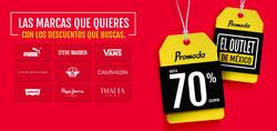 Cupón Promoda en Ciudad de México ( 20 días más )