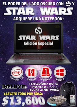 Ofertas de Compu city  en el folleto de Ciudad de México