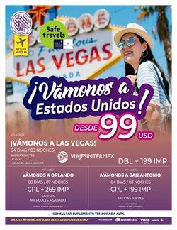 Ofertas de Vuelos en Viajes Intermex