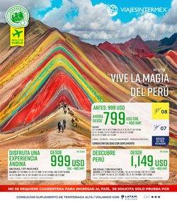Ofertas de Viajes Intermex en el catálogo de Viajes Intermex ( Vencido)