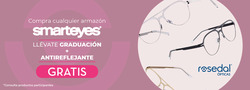 Cupón Rosedal Ópticas en Santiago de Querétaro ( 2 días más )