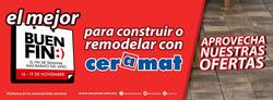 Ofertas de Ceramat  en el folleto de Tuxtla Gutiérrez